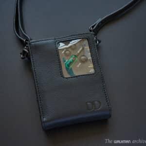 All new DD Walkman Leather Case & Strap (DD LOGO EMBOSSED) (walkman not included!)