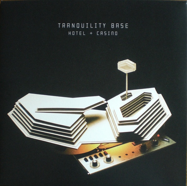 Arctic Monkeys - Tranquility Base Black Vinyl