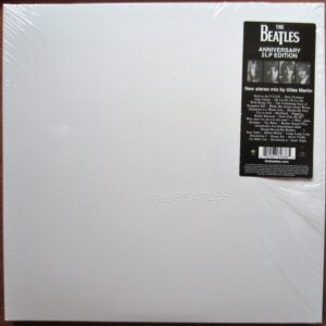 The Beatles - Whte Album 2Lp Anniversary Edition
