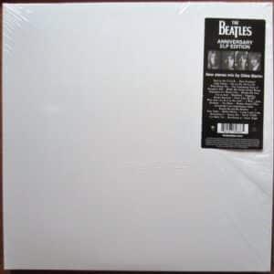 The Beatles - Whte Album 2Lp Anniversary Edition