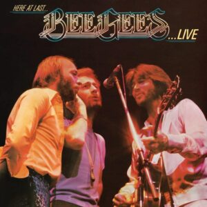 Bee Gees - Here At Last… Bee Gees Live