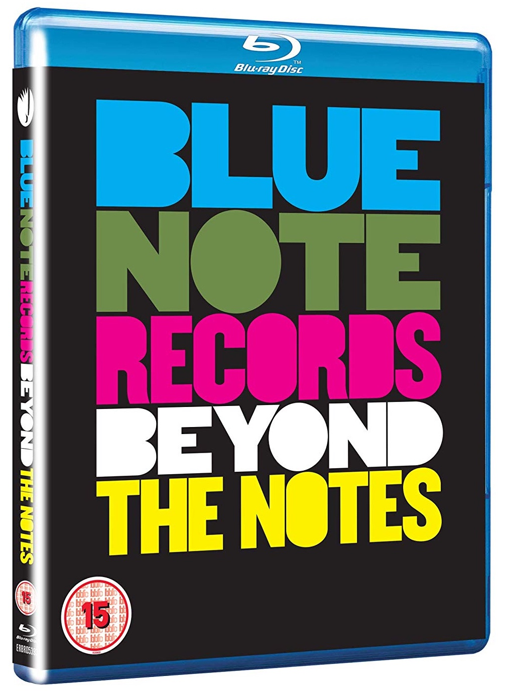 BLUE NOTE RECORDS -BEYOND THE NOTES [BLU-RAY]