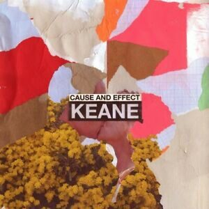 KEANE - CAUSE AND EFFECT (HEAVYWEIGHT BLACK LP)