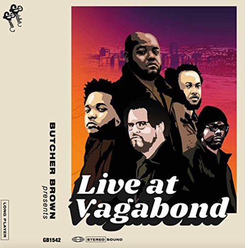Butcher Brown - Live at the Vagabond