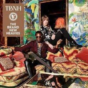 THE BRAND NEW HEAVIES - TBNH
