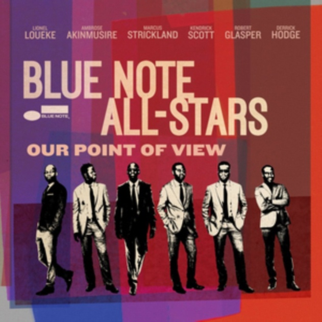 BLUE NOTE ALL STARS - Our Point Of View