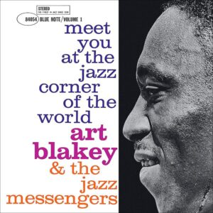 ART BLAKEY - MEET YOU AT THE JAZZ CORNER 1