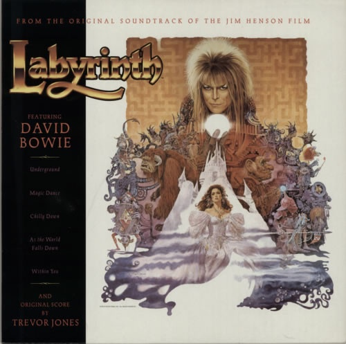 DAVID BOWIE & TREVOR JONES - Labyrinth