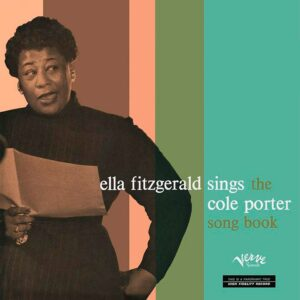 ELLEA FITZGERALD - SINGS THE COLE PORTER SONG BOOK