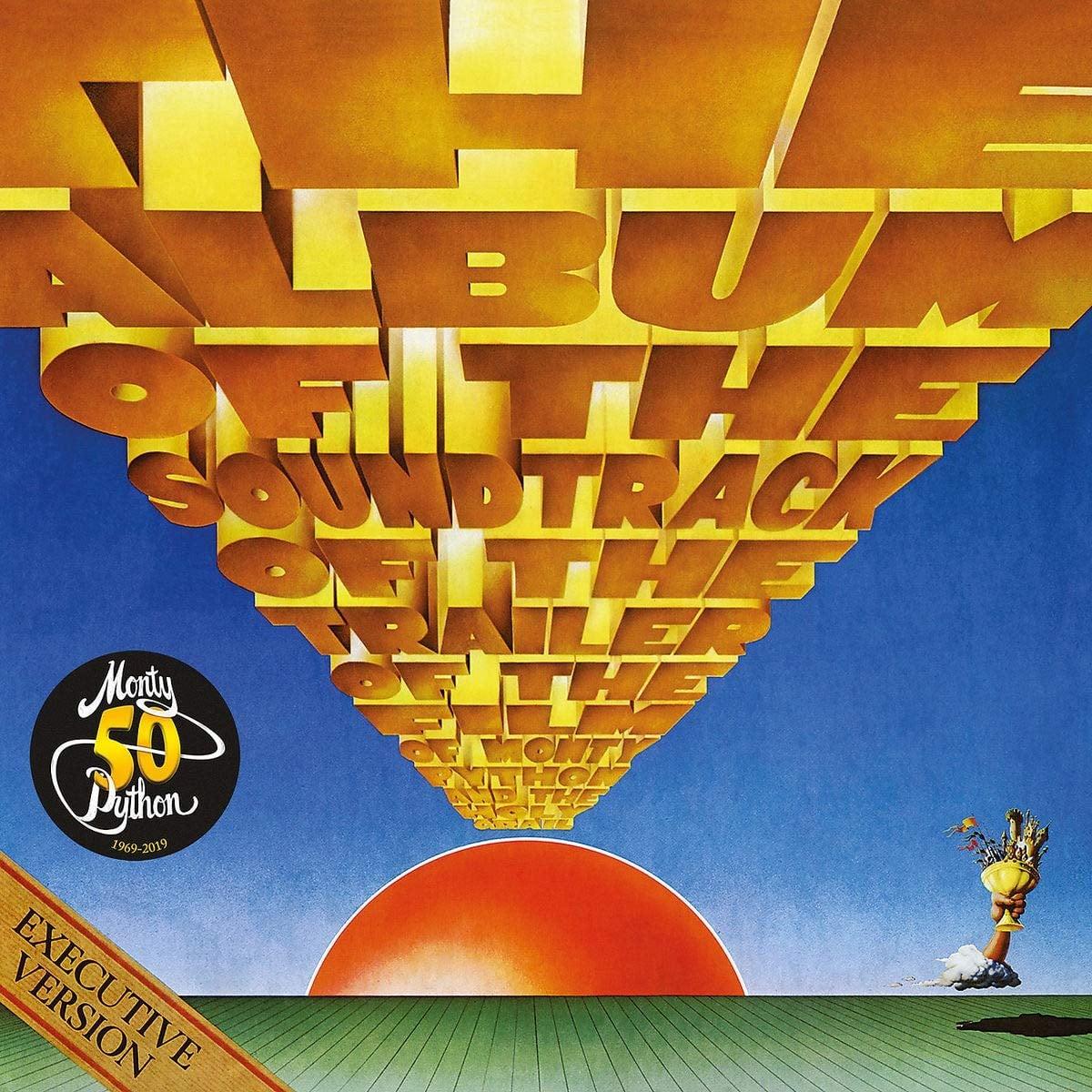 MONTY PYTHON - THE ALBUM OF THE SOUNDTRACK