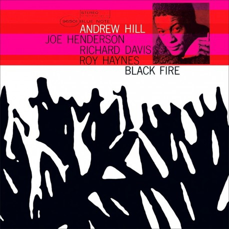 ANDREW HILL - BLACK FIRE