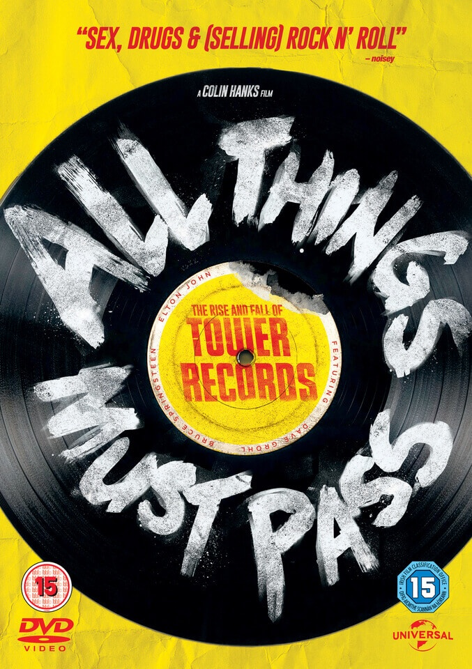 All Things Must Pass [TOWER RECORDS]
