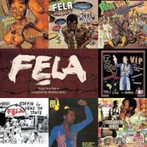 FELA KUTI BOX SET nO. 4