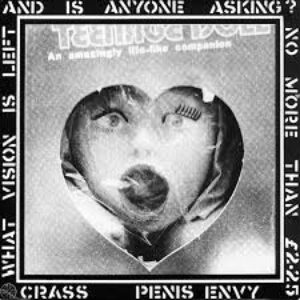 CRASS - PENIS ENVY