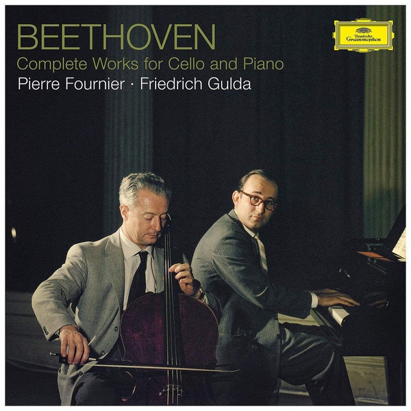 PIERRE FOURNIER FRIE - BEETHOVEN: COMPLETE