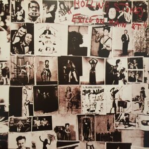 The Rolling Stones - Exile On Main Street
