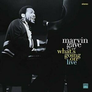MARVIN GAYE - WHATS GOING ON LIVE