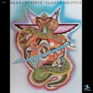 AZAR LAWRENCE - SUMMER SOLSTICE