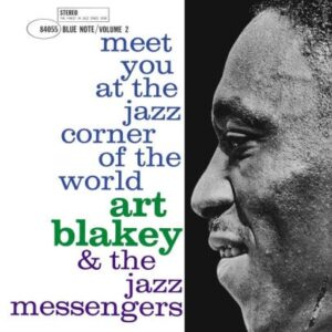 ART BLAKEY - MEET YOU AT THE JAZZ CORNER 2