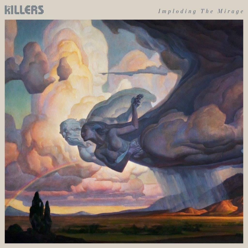 THE KILLERS – Imploding The Mirage [PRE-ORDER]