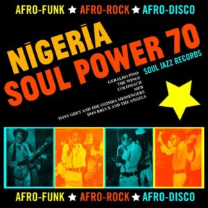 SOUL JAZZ RECORDS - SOUL POWER 70