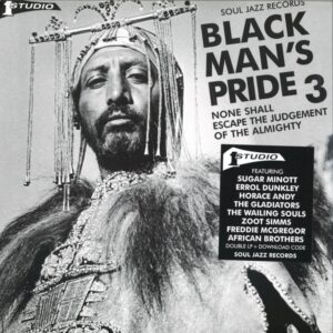 VARIOUS ARTISTS - BLACK MAN'S PRIDE 3