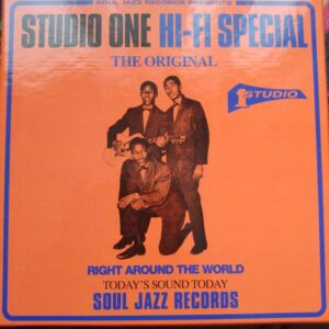 VARIOUS ARTISTS - Studio One Hi-Fi Special 7 Collectors