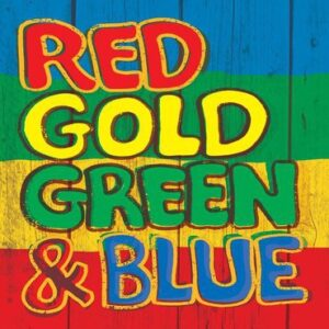 VA -RED GOLD GREEN & BLUE