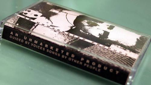 An Unmarketed Product : Guided By Voices Songs [CASSETTE]