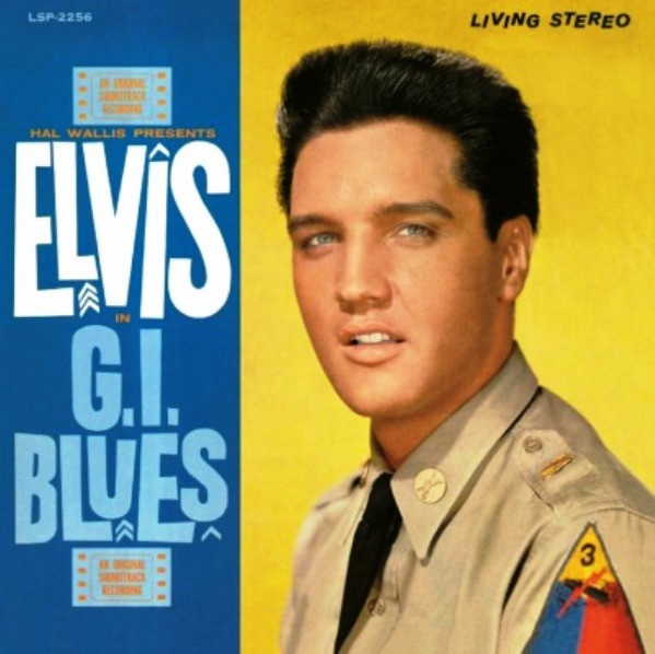 Elvis in G.I BLUES - OST