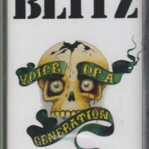 Blitz - Voice Of A Generation [CASSETTE]