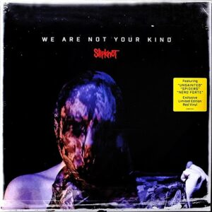 Slipknot - We Are Not Your Kind Red