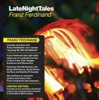 Various Artists - Late Night Tales - Franz Ferdinand