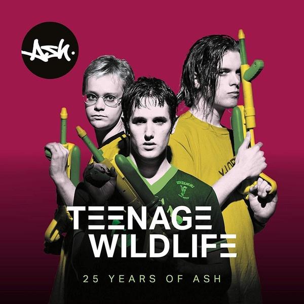 Ash - Teenage Wildlife 25 Years Of Ash