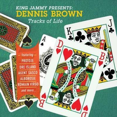 DENNIS BROWN - KING JAMMY PRESENTS TRACKS OF LIFE