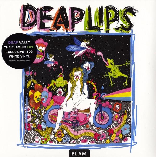 Deap Lips - Deap Lips (White Vinyl)