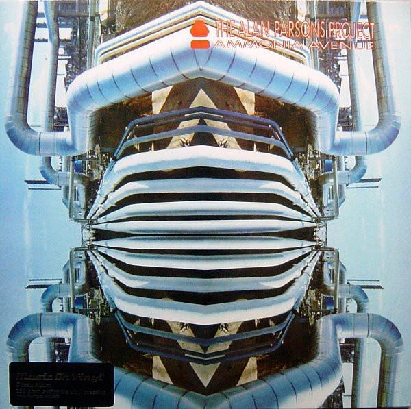 Alan Parsons Project - Ammonia Avenue Mov