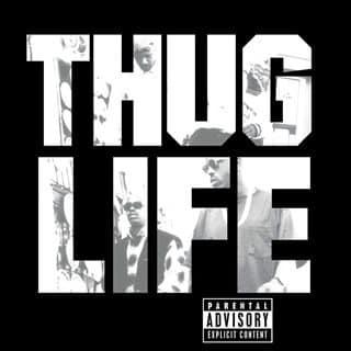 2Pac ; Thug Life - Thug Life Vol 1