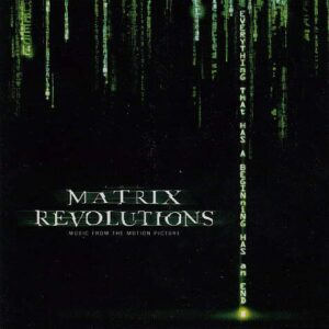 Matrix Revolutions: THE ALBUM (COKE BOTTLE GREEN VINYL)