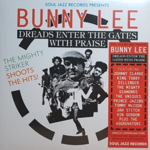SOUL JAZZ PRESENTS - BUNNY LEE
