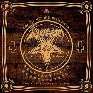 Venom In Nomine Satanas