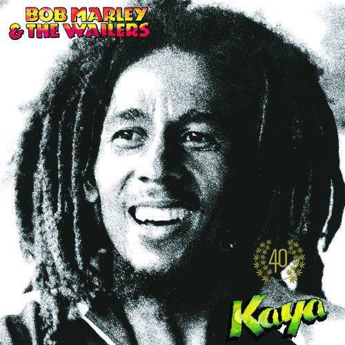 BOB MARLEY AND THE WAILERS - KAYA 40