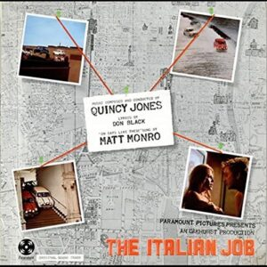 QUINCY JONES - THE ITALIAN JOB OST