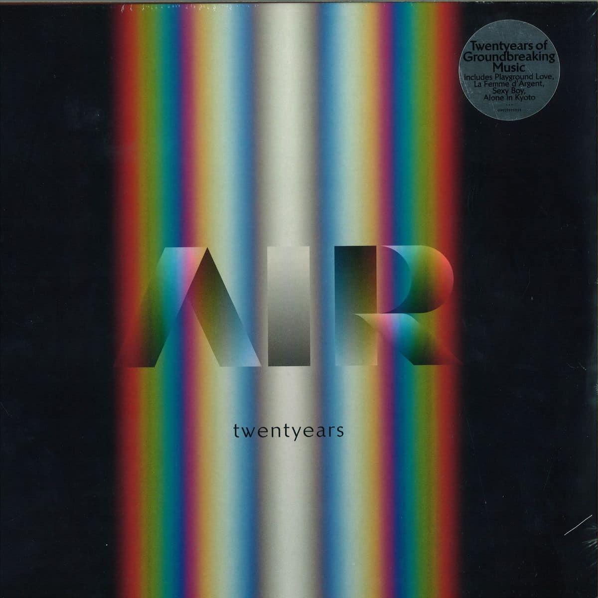AIR - Twentyears - The Best Of