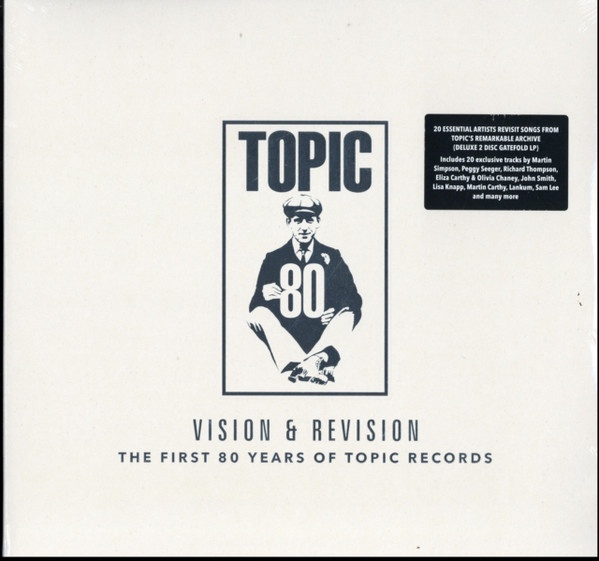 VARIOUS - vision and version TOPIC 80