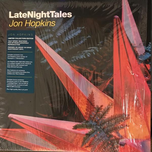 VARIOUS ARTISTS - Late Night Tales - Jon Hopkins