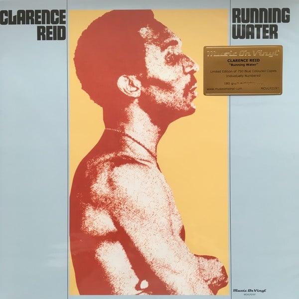 Clarence Reid – Running Water (LTD BLUE VINYL)