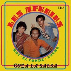LOS AFROINS - Goza La Sala