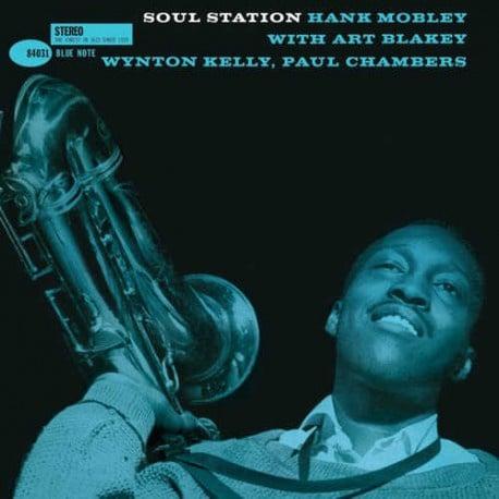 Hank Mobley - SoulStation