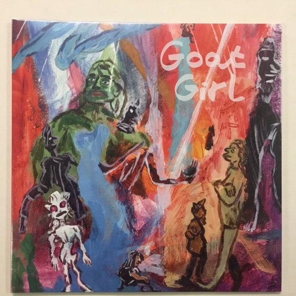 Goat girl - goat girl